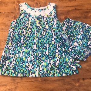Lilly Pulitzer Infant's Dress size 6-12 months